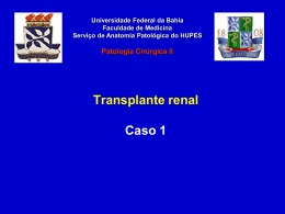 Slide 1 - Universidade Federal da Bahia
