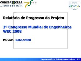 Superintendência de Programas e Projetos