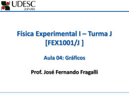 Física Geral III – Turma B [FGE3001/B] Aula 01