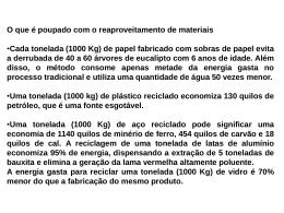 Slide 1 - Associação Brasileira de Química