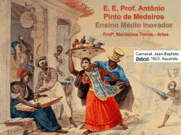 E. E. Prof. Antônio Pinto de Medeiros Ensino Médio Inovador