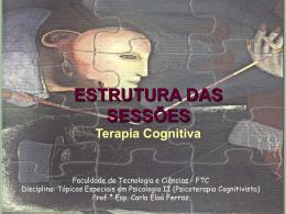 ESTRUTURA DA 1ª SESSÃO