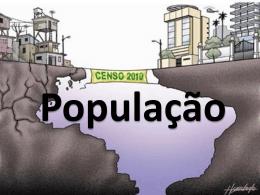 Aula 9: População – slides