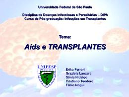 AIDS Transplantes