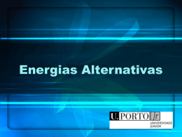 Energias Renováveis - Portal do Projecto Faraday