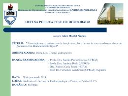 gastroenterologia mestrado e doutorado defesa pública