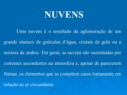 U9 - Nuvens