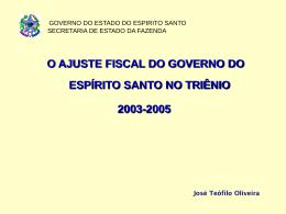 José Teófilo Oliveira