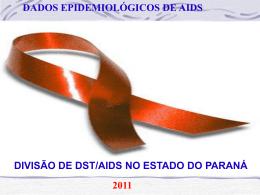 Total casos de aids