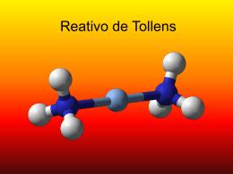 Reativo de Tollens Tiago