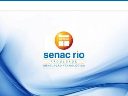 GRADUAÇÃO TECNOLÓGICA DE GESTÃO EM TURISMO – 1°/ 2010