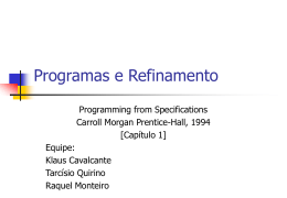 01-ProgramasERefinamento