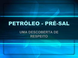 PRE-SAL OTIMA.
