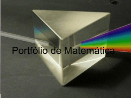 Portfólio de matemàtica