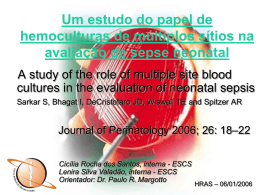 Slide 1 - Paulo Roberto Margotto