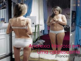 Anorexia Nervosa em uma adolescente