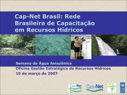 Cap-Net Brasil