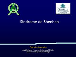 síndrome de sheehan - CEM-HUSJ