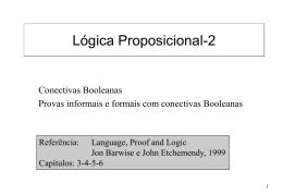 Conectivas booleanas