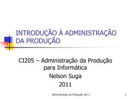 CI205-002-AdmDaProdução