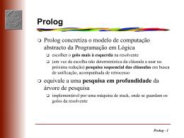 Programação em Lógica 2
