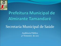 2011 - Almirante Tamandaré