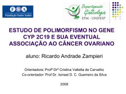 introdução câncer ovariano