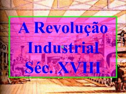 Revolução Industrial 2008