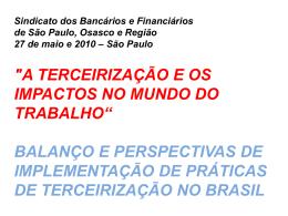 terceirização - Gabriel Lopes Coutinho Filho