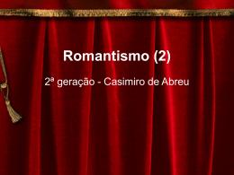 Romantismo (2)