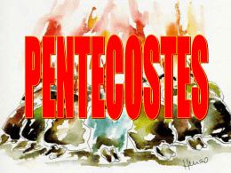 Pentecostes - WordPress.com