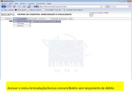 Slide 1 - ICMBio
