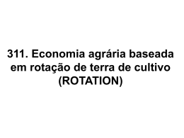 rotation - Unicamp