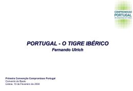 PPT 441KB - Compromisso Portugal