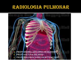 segmentação pulmonar