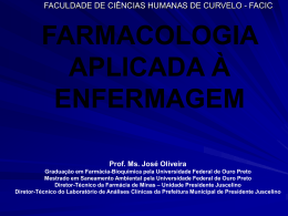 Aula1 - Farmacologia-parte1