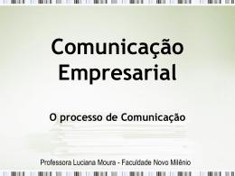 aula 1_2012 - Luciana Moura