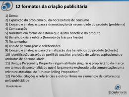 Slide 1 - Elcio Fernando