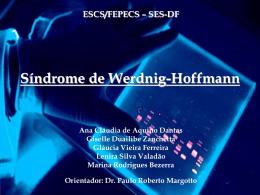 Sindrome de Werdnig-Hoffmann