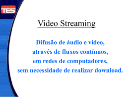 Streaming - Questoes