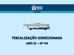 Relatório 10 (abril 2011) - Prefeitura do Rio de Janeiro