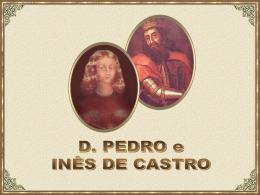 D.Pedro e Inês de Castro