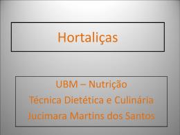 Hortaliças