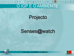Senses@watch