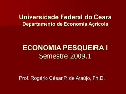Organização Social - neema - Universidade Federal do Ceará