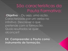 Pauta Formativa (825344)