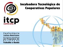 Sistematização - ITCP