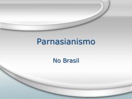 Parnasianismo