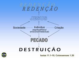 Cosmovisao de Missao Integral