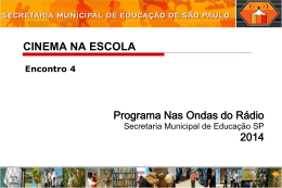 Cinema na Escola E04